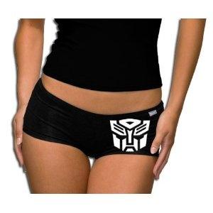 autobot underwear