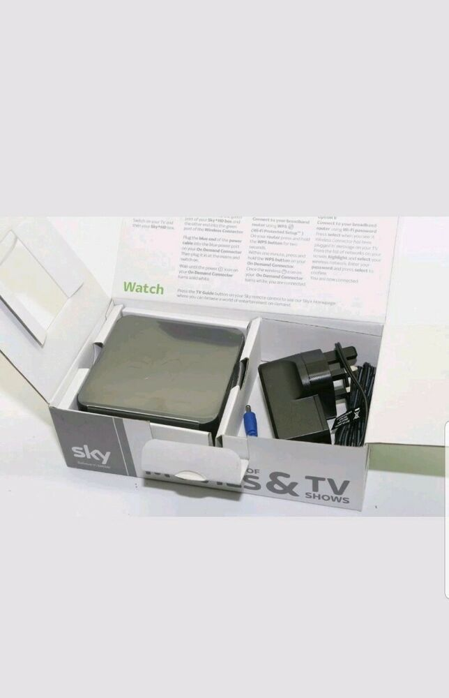 Sky SC201 Wireless Mini WiFi Connector Anytime TV On Demand