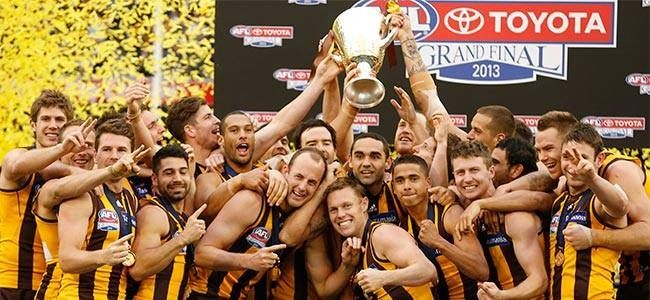 Winners are Grinners #2013Premiers