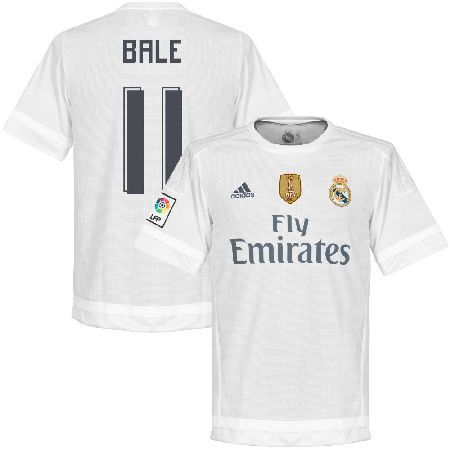 womens 2015 2016 real madrid 9 benzema home white soccer jersey