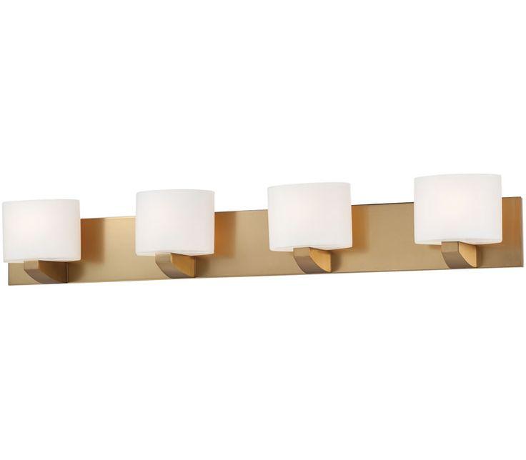 Bathroom Vanity Lights Gold 242 best bathroom images on pinterest | bathroom ideas
