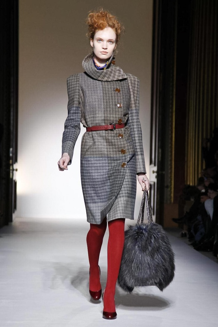 Vivienne Westwood Red Label Fall/Winter 2012 collection.