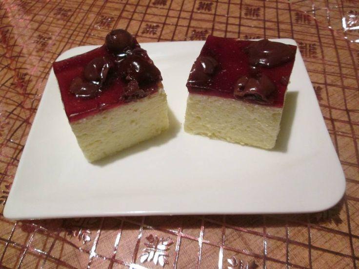 Túrótorta sütés nélkül - Egy az Egyben