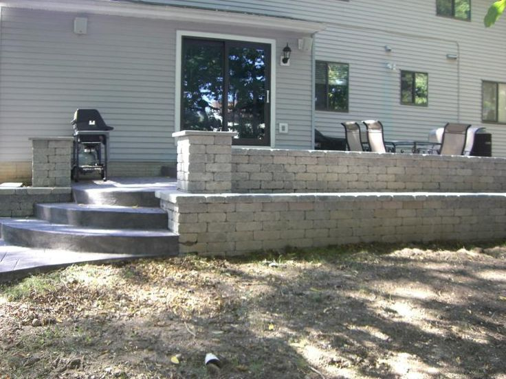 Atlantis Concrete and Construction LLC - Photo Gallery ... on Raised Concrete Patio Ideas id=79956