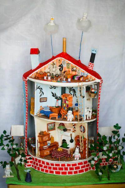 Спокусы, Котики и Домики от Даши Булычевой - Ярмарка Мастеров - ручная работа, handmade