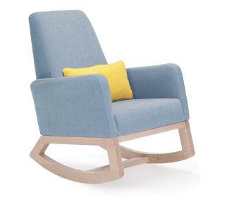 joya rocker chair - modern nursery furniture by Monte Design
