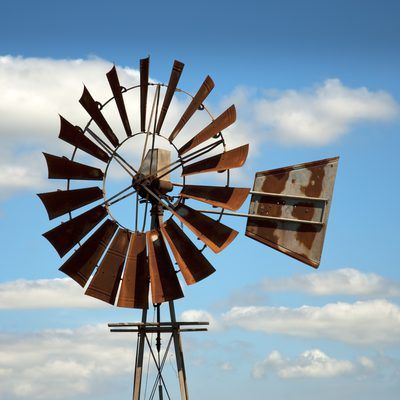 Using sheet metal, wood dowels, paint, a few fasteners and simple hand tools, you can make a lightweight, durable windmill to add a touch of country whimsy to your lawn or...