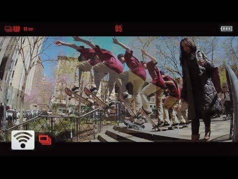 GoPro:Multi cam backpack