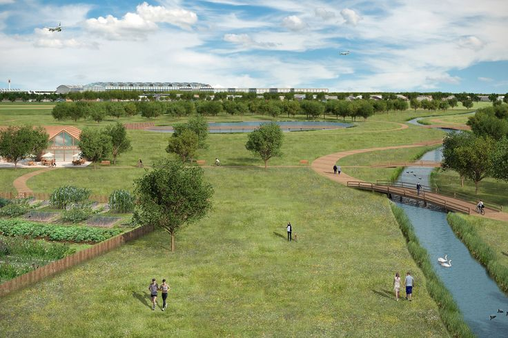 Heathrow expansion: Plans for wildlife haven 'four times the size of Hyde Park' near airport