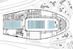 London Aquatics Centre, London, England, United Kingdom - Zaha Hadid Architects
