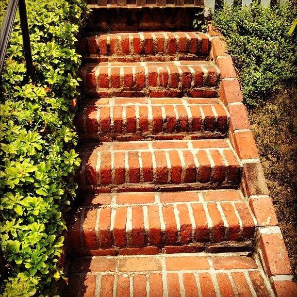 Best 25 Garden Steps Ideas On Pinterest: 25+ Best Ideas About Brick Steps On Pinterest
