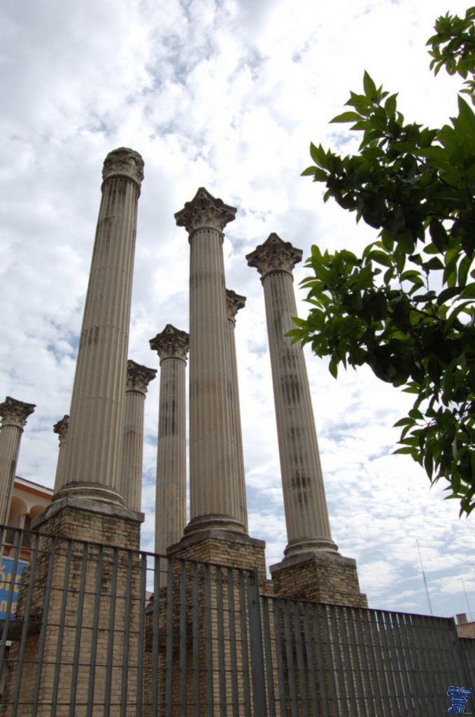 Templo romano de Córdoba.