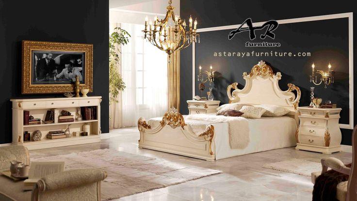Set Kamar Tidur Princess Luxury Design Furniture Terbaru Set Kamar Tidur Princess Luxury Design Furniture Terbaru adalah salah satu produk furniture indoor dengan desain furniture mewah dan elegan …
