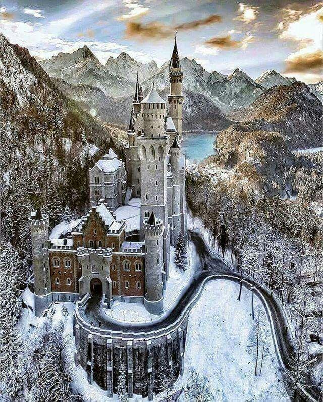 wanderfull  castle