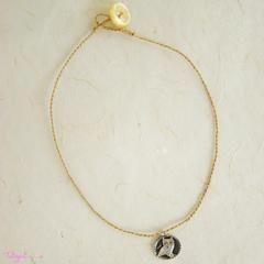 TalisgirlCharms-sterling silver-OWL-charm-on-handmade-cord-118-WEB