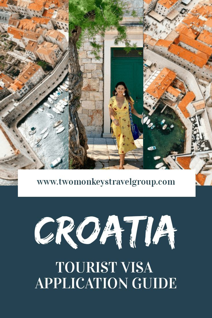 How To Apply For A Croatia Tourist Visa With Your Philippines Passport Croatia Tourist Croatia Travel Croatia