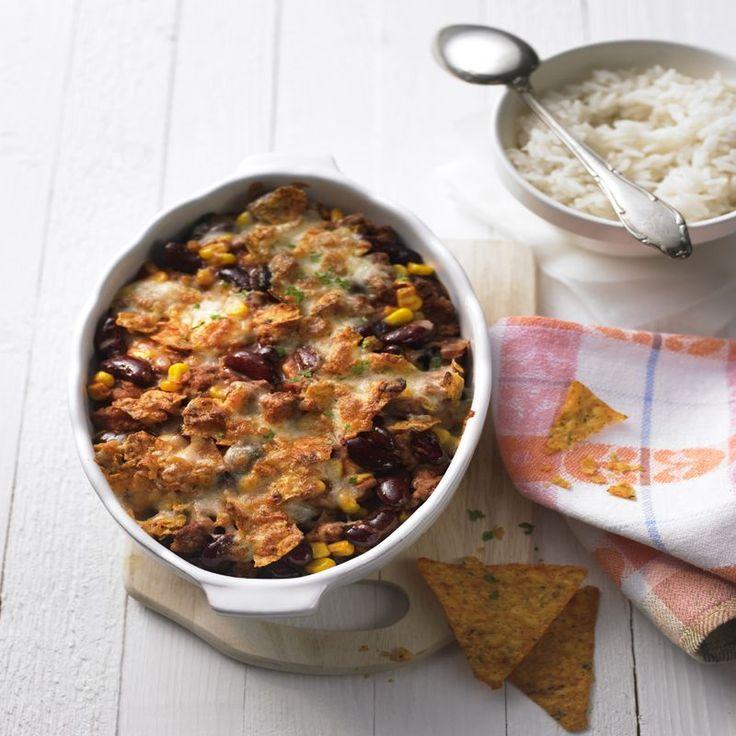 Chili con Carne-Auflauf Rezepte | Weight Watchers