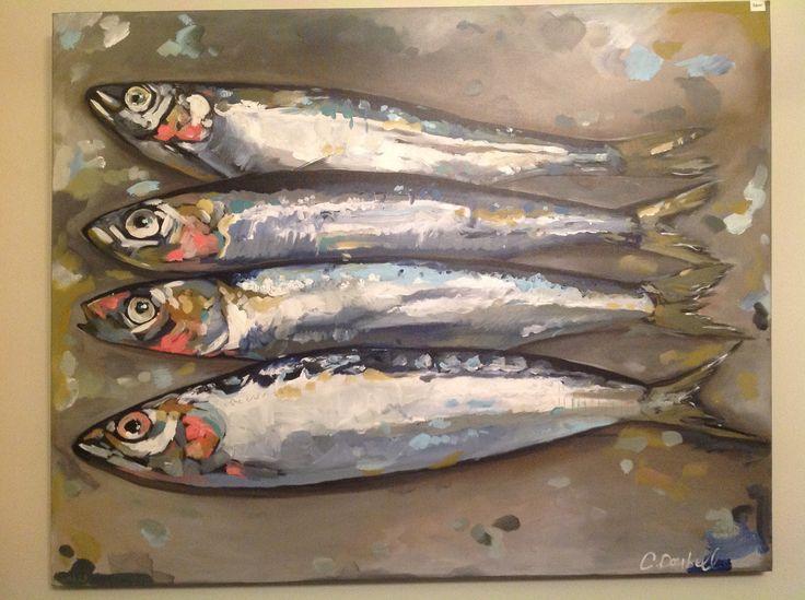 Sardines - Cindy-Anne Doubell