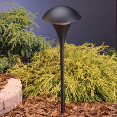 From kichler this landscape light is ideal for path lighting or for around patio areas style 87787 at lamps plus