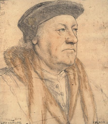 George Nevill, 3rd Baron Bergavenny - Hans Holbein the Younger