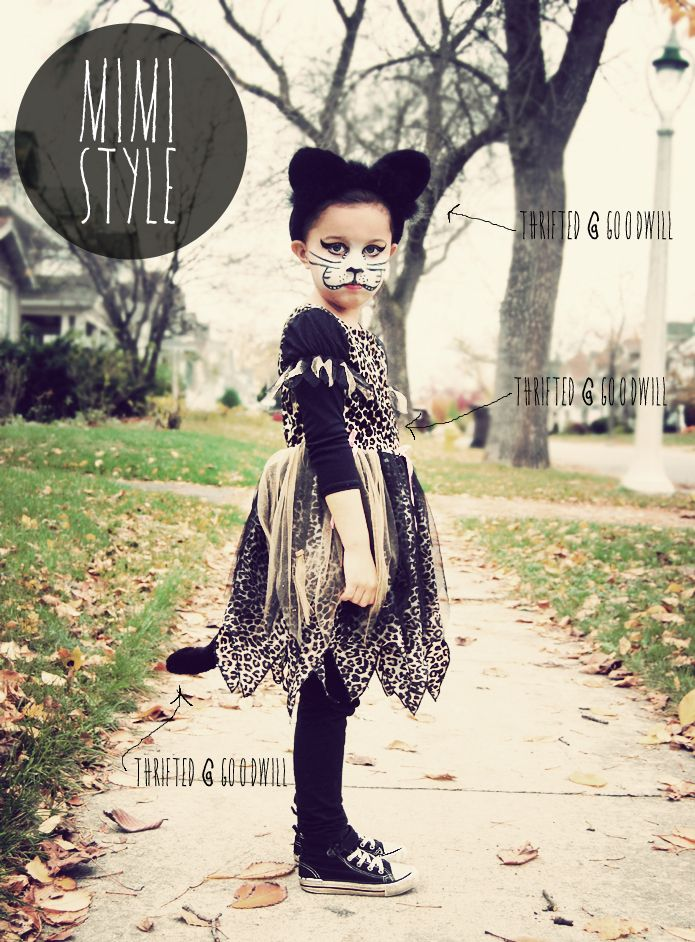 Find This Pin And More On Cat Costume  sc 1 st  Poemsrom.co & diy girls cat costume | Poemsrom.co