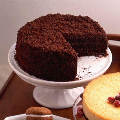 Blackout Cake: Cakes Chocolates, Food Recipes, Good Housekeeping, Cakes Cupcake, Chocolates Cakes Recipe, Blackout Cakes, Yummy Lack, Sounds Yummy W, Baking Soda