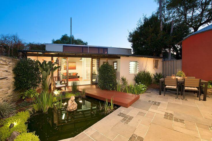 Architect designed sanctuary of space