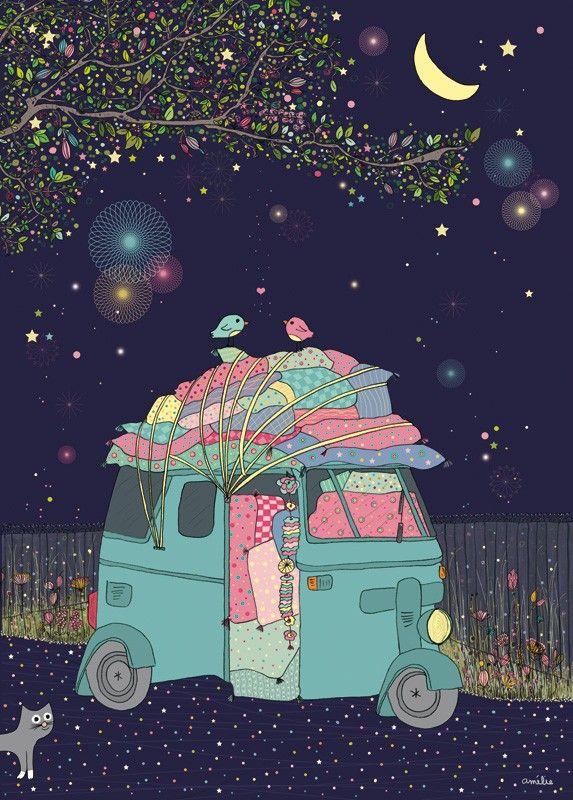 http://www.palabrasalavida.com Formamos parte de la naturaleza y del universo. Mirar las estrellas, agradecer a los árboles lo que nos entregan, disfrutar de los pájaros...cualquier cosa natural nos recuerda quiénes somos y qué es la vida. Para no olvidarlo, regálate palabras escritas con http://www.palabrasalavida.com  --------------------------- Travel themed wall art, India Poster for Kids, Amélie Biggs