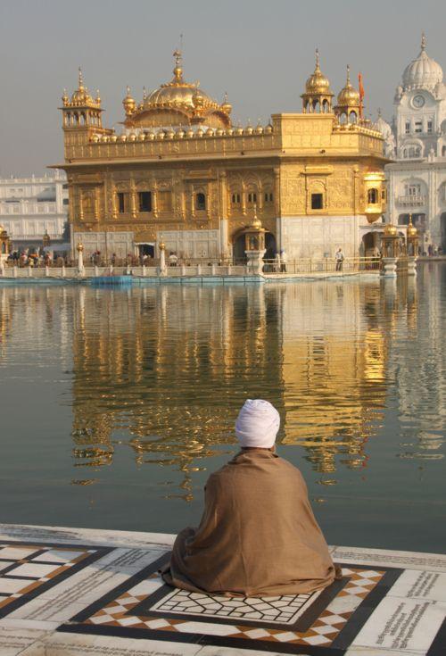 Harmandir Sahib - the Golden temple - India