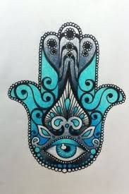 Image result for hamsa drawing