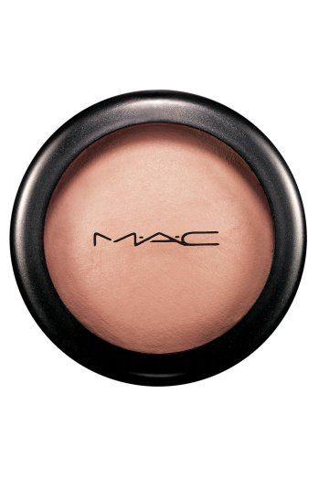 """""""In some light, you need more color on your cheeks,"""" says House of Cards makeup head Tricia Sawyer, who uses this shade on Robin Wright. Mineralize Blush in Warm Soul by MAC, $25; MAC Pro Store,"""