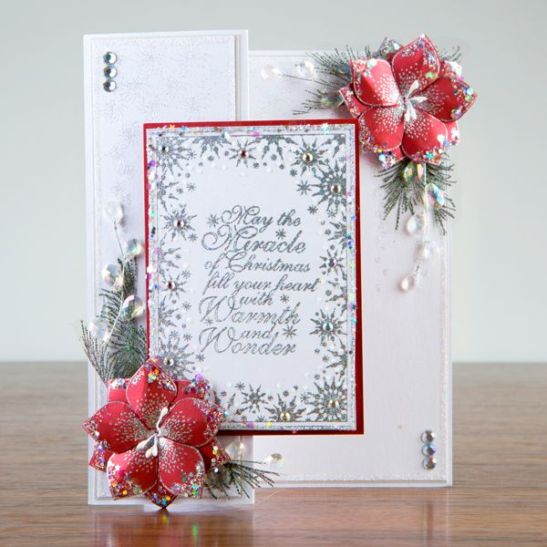 Stamps by Chloe Set of 6 Sparkling Christmas WOW Embossing Powders (320772) | Create and Craft