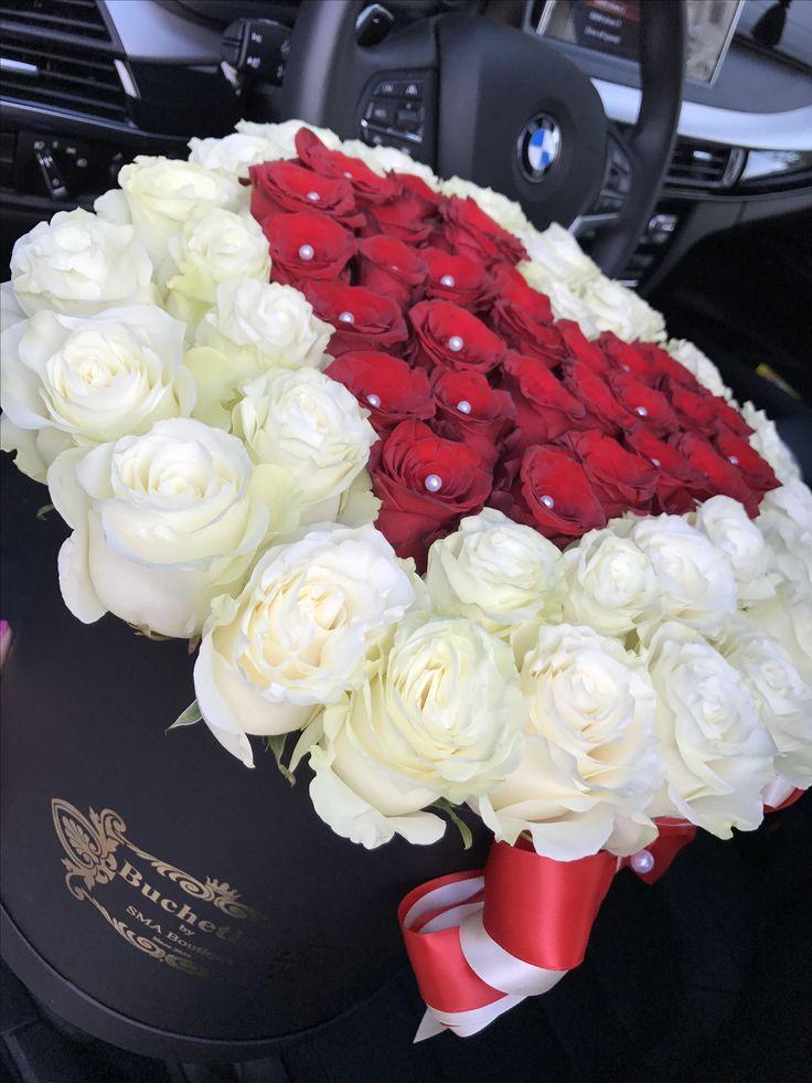 Comanda cutii cu trandafiri Buchetino!  www.buchetino.com ☎️ 0723949413  B-dul Mircea Voda no.34