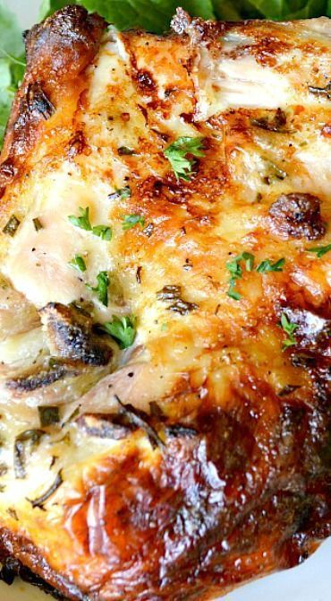 Buttermilk Roasted Chicken. A great main dish! Try it today.