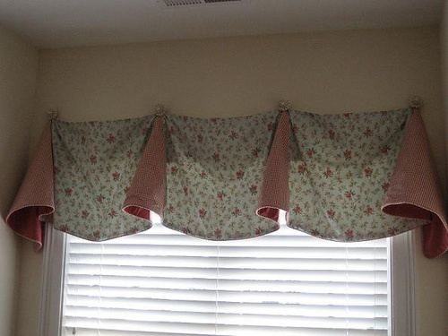 10 Best Pleated Valance With Finials Sewing Pattern Images