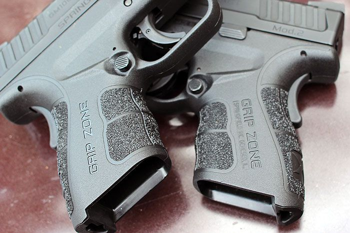 Springfield Armory XD Mod.2 Subcompact 9mm/.40SW – New Gun Review – GunsAmerica Blog