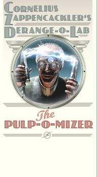 ... fabulous retro book covers with the : PULP-O-MIZER custom pulp magazine cover generator ... big thanks to my brother for sending me this link ... he knows me *too* well ...