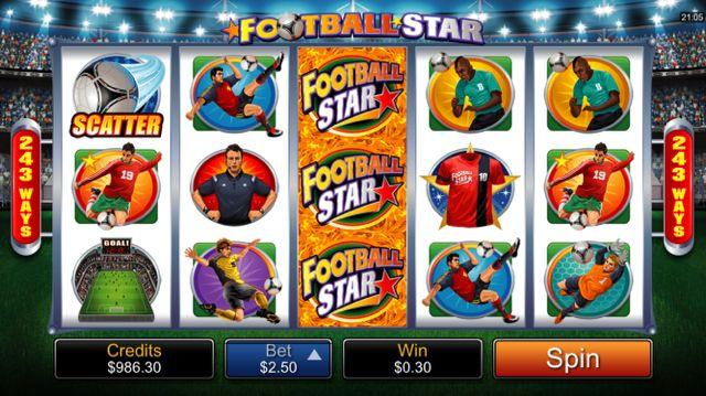 Star Games Slot