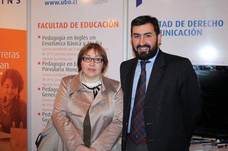 """Facultad de Educación participa de feria educacional """"SP21"""""""