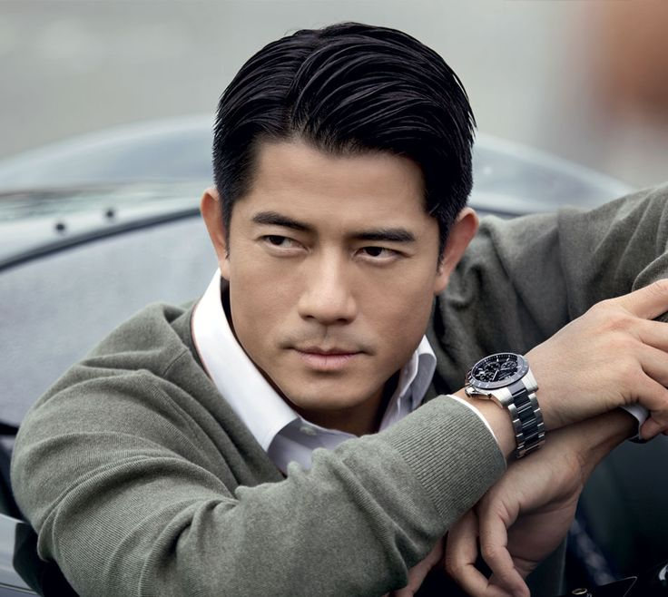 : Aaron Kwok - the most beautiful man in Hong Kong?