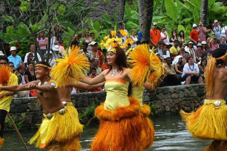 We stop by the Polynesian Cultural Center to get a little culture