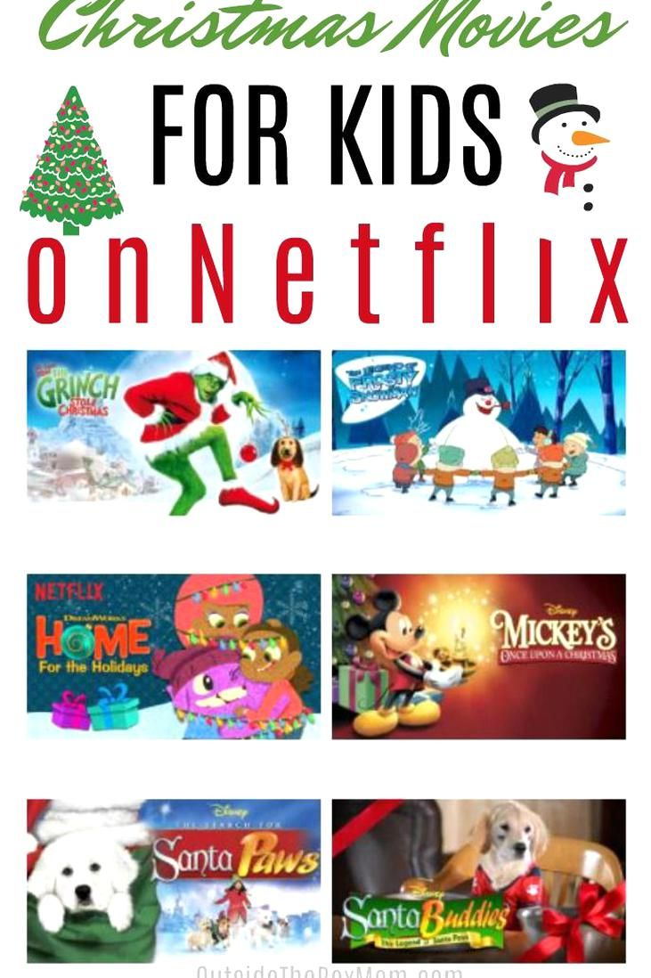These Kids Christmas Movies On Netflix Are Great To Watch During Winter Break Christmas Eve Or Christma In 2020 Kids Christmas Movies Kids Christmas Animated Christmas