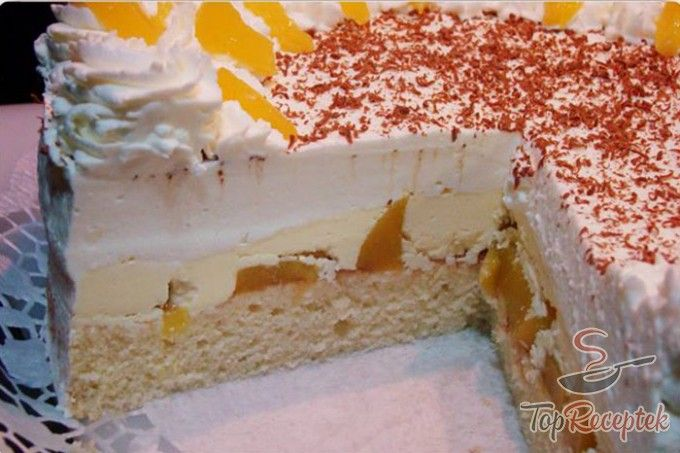Florida torta | TopReceptek.hu
