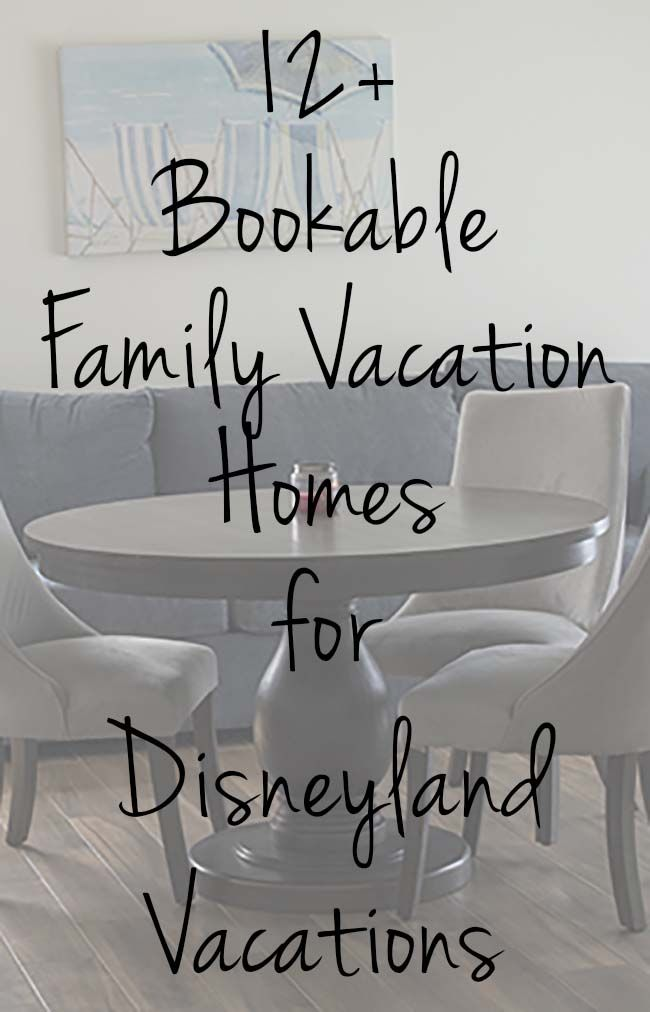 We are definitely staying here next time! | 12+ Bookable Family Vacation Homes for Disneyland Vacations