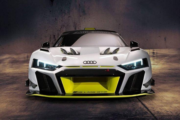 Neuer Audi R8 Lms Gt2 In 2020 Audi R8 Audi Audi Q7