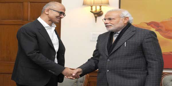 Viral Now: PM Modi insulted by Microsoft CEO?