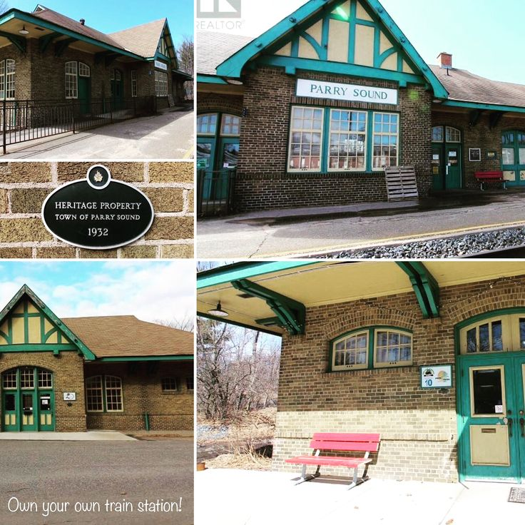 🚂 Unique opportunity to own your own train station. C3 with Heritage Designation. Room to expand any business in the 2900sqft level one story building. Loads of potential for use. Parking of 12+ spaces. Visible off main road through town. Explore this stand out location. Come visit the CN Station today. Call for details.