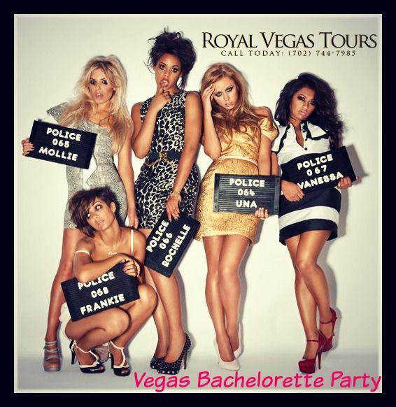 BACHELORETTE-PARTY in Vegas! @royalVegasTours #VegasBacheloretteParty
