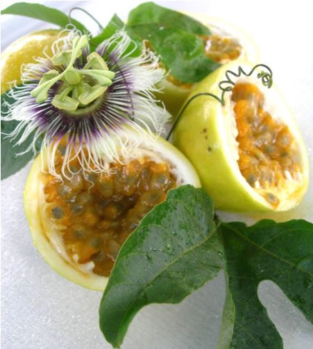 #Colombian #fruit: #Maracuya - like an ultra-sour passionfruit, maracuya definitely makes one of Colombia's most popular fruit juices.