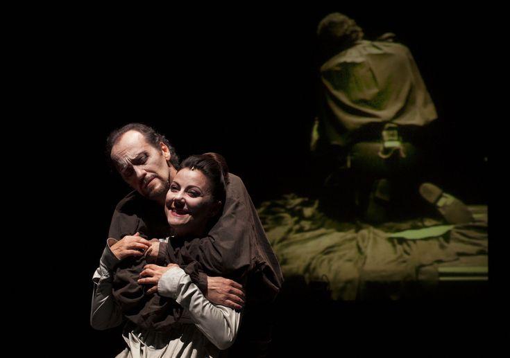"""Nel 400° anniversario della morte di W. Shakespeare, per il Napoli Teatro Festival 2016, al Teatro Mercadante va in scena in anteprima assoluta """"Macbeth"""". #weekend #teatro #Napoli"""